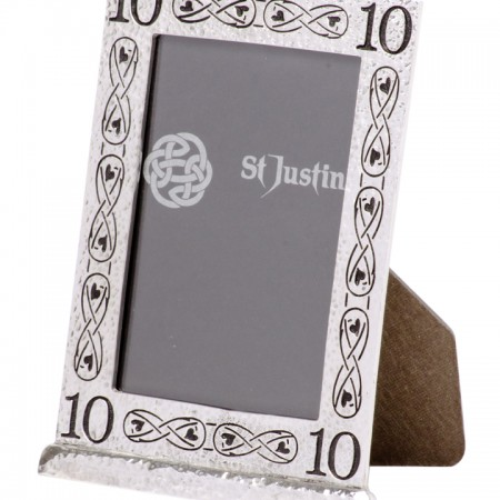 10th Wedding Anniversary Photo Frame
