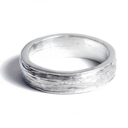 mens tenth anniversary tin ring